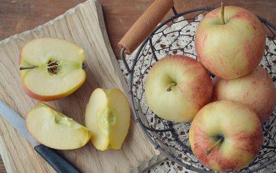 Ein Apfel zum Muttertag